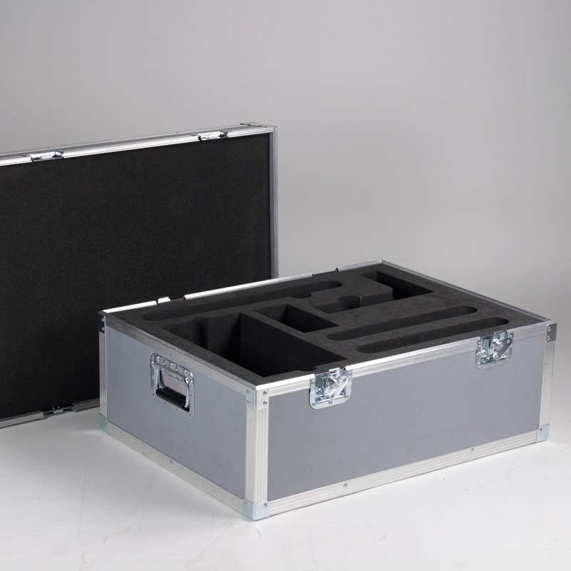 flight cases en plastique